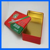 Buy cheap high quality metal health care food tin container ,metal tin gift box manufacturer from wholesalers