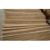 Buy cheap Natural wood handle for cleaning brush from wholesalers