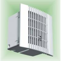 Quality Aluminum 4-way air diffuser with damper for sale