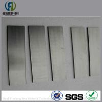 Buy cheap ASTM B708 RO5200 tantalum plate ta sheet high quality+hot sale tantalum sheet from china factory from wholesalers