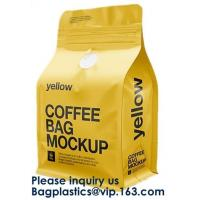 Buy cheap CUSTOM RETORT POUCHES COLD SEAL ROLL QUAD SEAL BAGS CUSTOM OXO-DEGRADABLE BAGS CUSTOM COCKTAIL PACKAGING SPOUT POUCHES from wholesalers