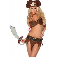 Buy cheap Pirate Costumes Wholesale Sexy First Mate Pirate Outfit Wholesale from Manufacturer Directly carnival Costumes from wholesalers