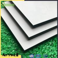 Buy cheap Amywell 2-25mm fireproof solid phenolic resin formica HPL high pressure compact laminate HPL sheet from wholesalers