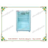 Buy cheap OP-121 New Fashion Hot Sales Three Layers Mini Freezer , Glass Door Lab Refrigerator from wholesalers