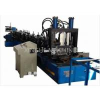 Buy cheap High Speed Security Metal Roofing Roll FormerWith Hydraulic Pump Station from wholesalers