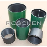 Buy cheap Round NUE Casting Carbon Steel Pipe Coupling 2-3/8 inch to 4-1/2 inch from wholesalers