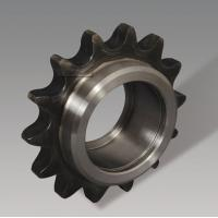 Buy cheap Stainless Steelball Bearing Idler Sprocket , Precise Metric Roller Chain Sprockets from wholesalers