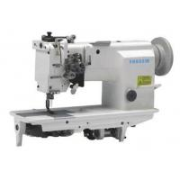 Buy cheap High Speed Double Needle Feed Sewing Machine with Split Needle Bar FX2252 from wholesalers