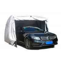 Buy cheap Flexible Installation Temporary Car Shelter , Auto Shelters Portable Garages product