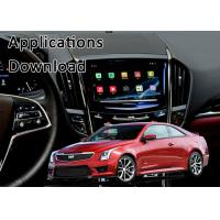 Buy cheap Android Auto Interface for Cadillac with Miracast 3D Live Map USB Steering Wheel Control from wholesalers