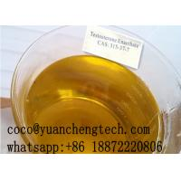 Buy cheap Injecting Steroids Oil Testosterone Enanthate 250mg/ml Test Ena For Bodybuilder from wholesalers