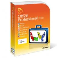 Buy cheap Genuine Microsoft Office 2010 Professional Product Key One PC Retail key & Download Link from wholesalers