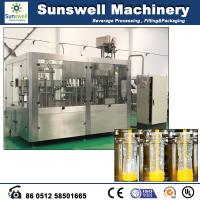China High Frequency Beverage Processing Machine Fruit Works Apple Raspberry on sale