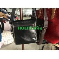 Buy cheap Leather Material Second Hand Bags New York Style Used Mixed Bags Health Certified from wholesalers