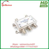 China Hot sales EUROSTAR diseqc switch 4 in 1 on sale