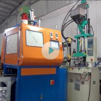 Buy cheap Full Automatically Vertical Injection Molding Machine For Cloth Tags from wholesalers