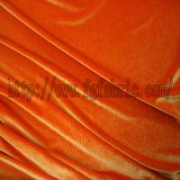 Buy cheap Polyester spandex Velvet fabric PSF-031 product