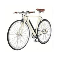 Buy cheap Single Speed Electric Commuter Bike 36V 250W Rear Motor Max Load 100KG from wholesalers
