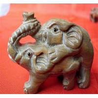 China Boxwood carved sexy elephant on sale