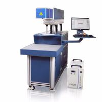 Buy cheap CO2 Galvo Laser Marking And Engraving Machine , Hide Diode Laser Marking Machine from wholesalers