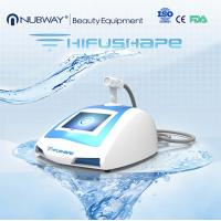 Buy cheap Portable High Intensity Focused Ultrasound Hifu Machine For body slimming treatment product