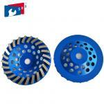 Buy cheap Blue 4.5 Concrete Grinding Wheel , Diamond Grinding Wheels For Granite from wholesalers