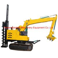Buy cheap Pole Installation Through Manual Earth Auger Post Hole Digger from wholesalers