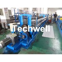 Buy cheap Coil Thickness 0.18-0.4mm, High Strength Steel Sheet Horizontal Corrugated Sheet Roll Forming Machine from wholesalers