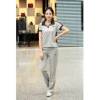 Buy cheap Cotton/polyester jogging suit, sports wears for women from wholesalers