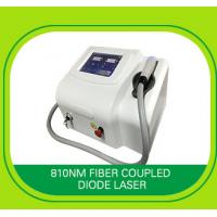 Buy cheap Best laser hair removal machine with newest technology 810nm fiber coupled diode laser bikini laser hair removal from wholesalers