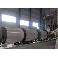 Buy cheap SS 304/316L CS Sand Dryer Machine , Rotary Sand Dryer OEM Service product