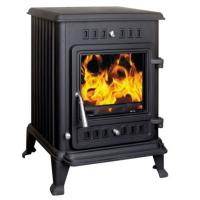 Buy cheap CE approved Convection air cast iron wood stoves BH002 from wholesalers