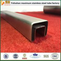 Buy cheap 2016 Foshan Stainless Steel Handrail Square Tube Manufacturers from wholesalers