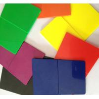 Buy cheap hot sale ABS colored plastic sheets from wholesalers