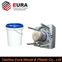 Buy cheap EURA Taizhou Factory high quality plastic paint bucket/pail mould manufacturer from wholesalers