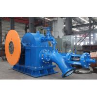 Buy cheap Pelton Hydro Turbine With Single Or Double Nozzles / Water Turbine Generator Unit For Hydro Power Plant from wholesalers