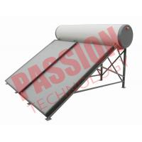 Buy cheap Flat Plate Solar Powered Water Heater from wholesalers