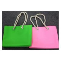 Buy cheap silicone shoulder bags for woman ,waterproof beach bags and tote product