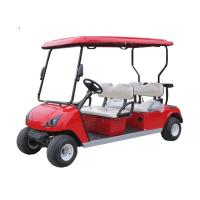 Buy cheap Energy Saving Hotel / Park 3 KW Low Speed All Electric Golf Carts With Four Seat from wholesalers