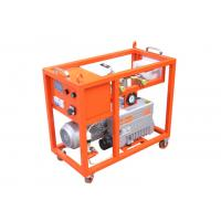 Buy cheap Two-way SF6 Vacuum Pump Unit , Low Noise High Voltage Testing Equipment from wholesalers