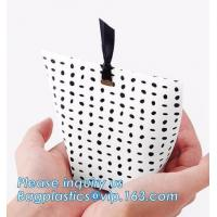 Buy cheap China paper printing Newest logo printed recyclable sugar shopping carrier paper bag with design,Kraft Gift Paper Bag, L from wholesalers