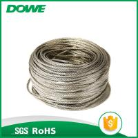 Buy cheap Easy installation flexible electric 6square round stranded copper insulated wire from wholesalers