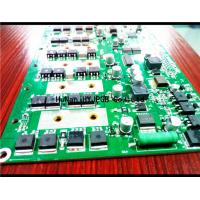 Buy cheap Big Power Lamp High Thermal Conductivity PCB 2 W/M.K Black Solder Mask product