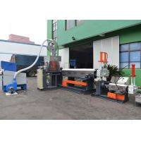 Buy cheap LDS-03 Automatic crushing&loading side feeder recycling machine line from wholesalers