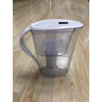 Buy cheap ABS / AS White Countertop Alkaline Water Purifier Pitcher High PH Natural Filtration System from wholesalers