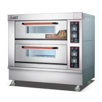 Buy cheap Electric Commercial Bread Baking Oven , Auto - thermostat Pizza Bakery Kitchen Oven from wholesalers