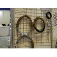 Buy cheap 2 . 0 kg BWG 24 - BWG 6 Carbon Steel Wire With Zinc Coating Galvanized from wholesalers