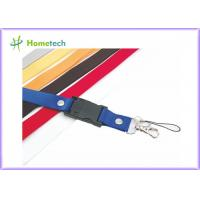 Buy cheap Customizable Lanyard USB Flash Drives , Personalized Flash Drives product
