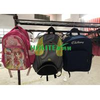 Buy cheap Holitex Students Used School Bags Mixed Type Second Hand Travel Bags For Nigeria from wholesalers