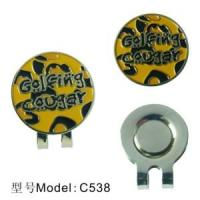 Buy cheap New Design Hat Clip with Ball Markers from wholesalers